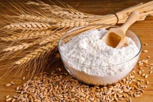 зерновые крахмалы