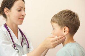 Диагностика при шейном лимфадените у детей