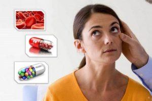 анемия у беременных симптомы