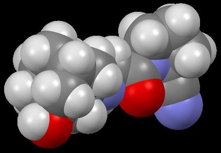 белковая молекула