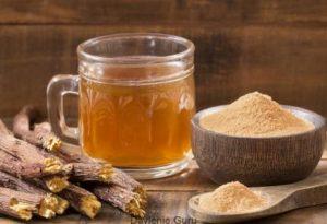 Чай из корня лакричника