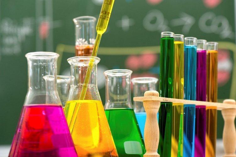 что изучает химия