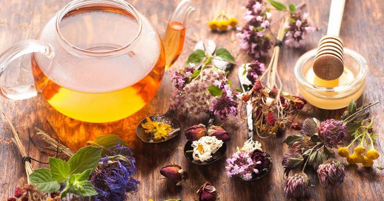 травяной (лечебный) чай