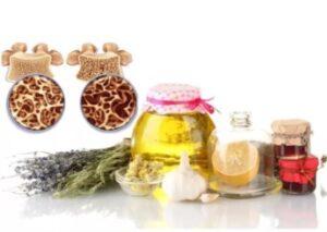 Домашние средства для лечения остеопороза