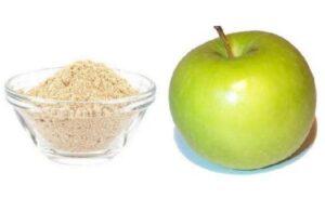 Пектин из зеленых яблок