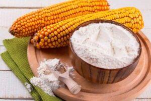кукурузный крахмал для чего используется